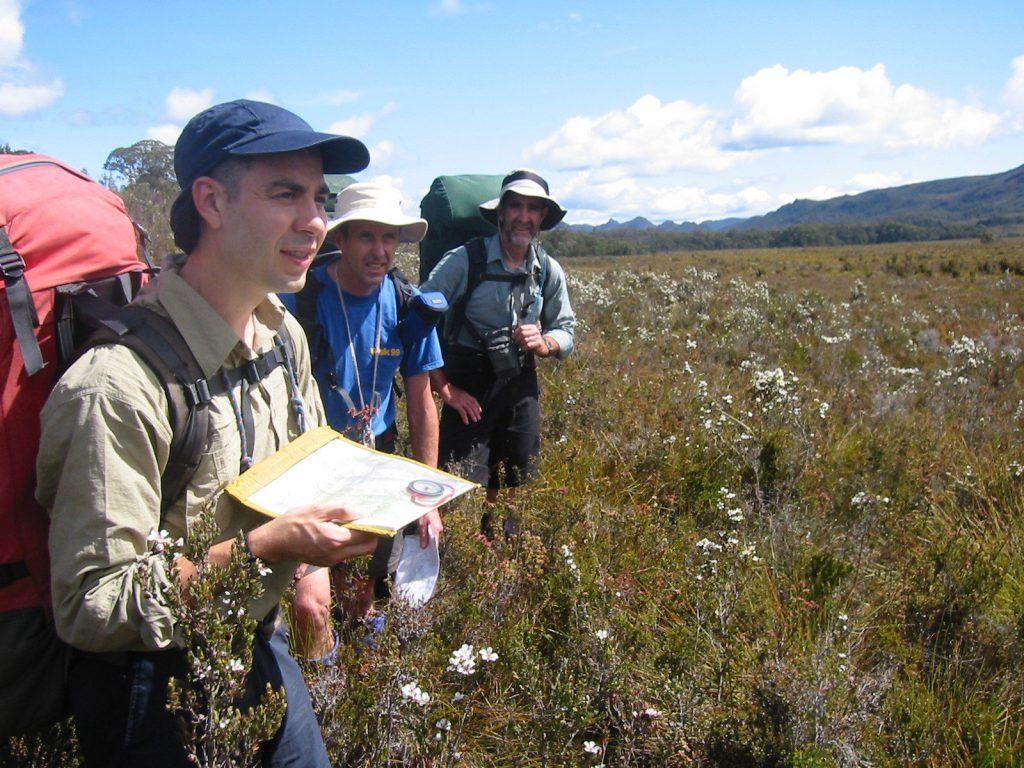 Denison Range, Tasmania